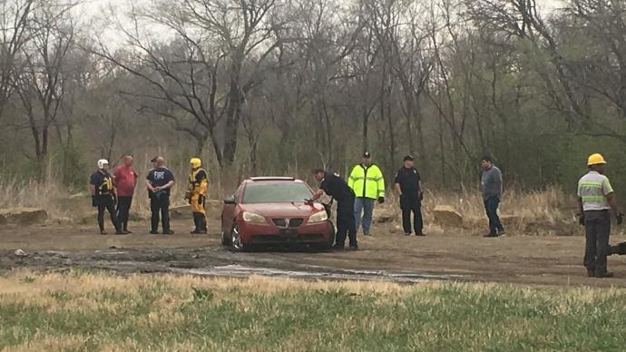 Matthew Leavitt's vehicle found in Kansas River.